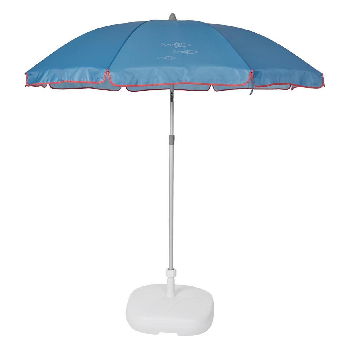 Зонт пляжный, BEACH зонт пляжный с креплением на стул d 120 см h 96 см розовый