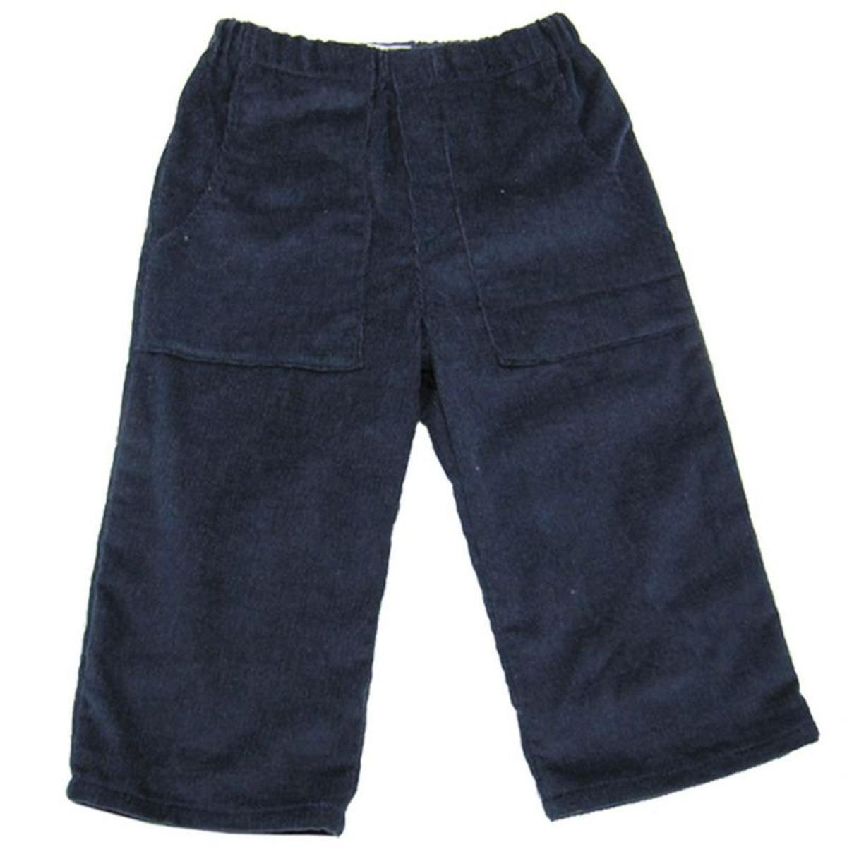 Pantalon uni 6 mois-4 ans Made in France