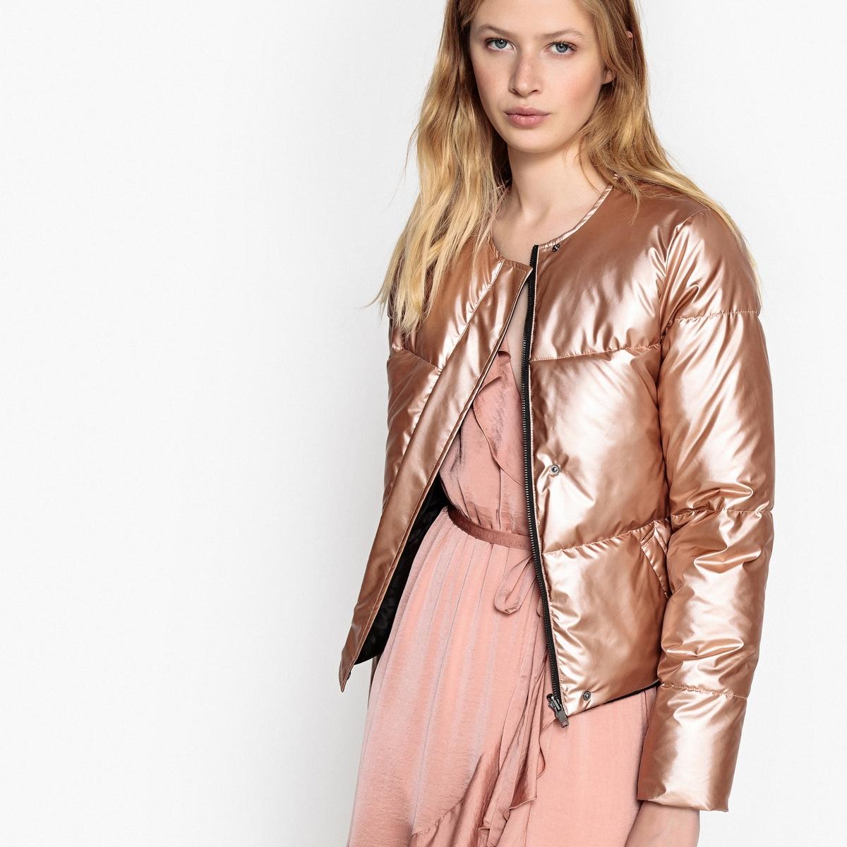 Куртка стеганая двухсторонняя