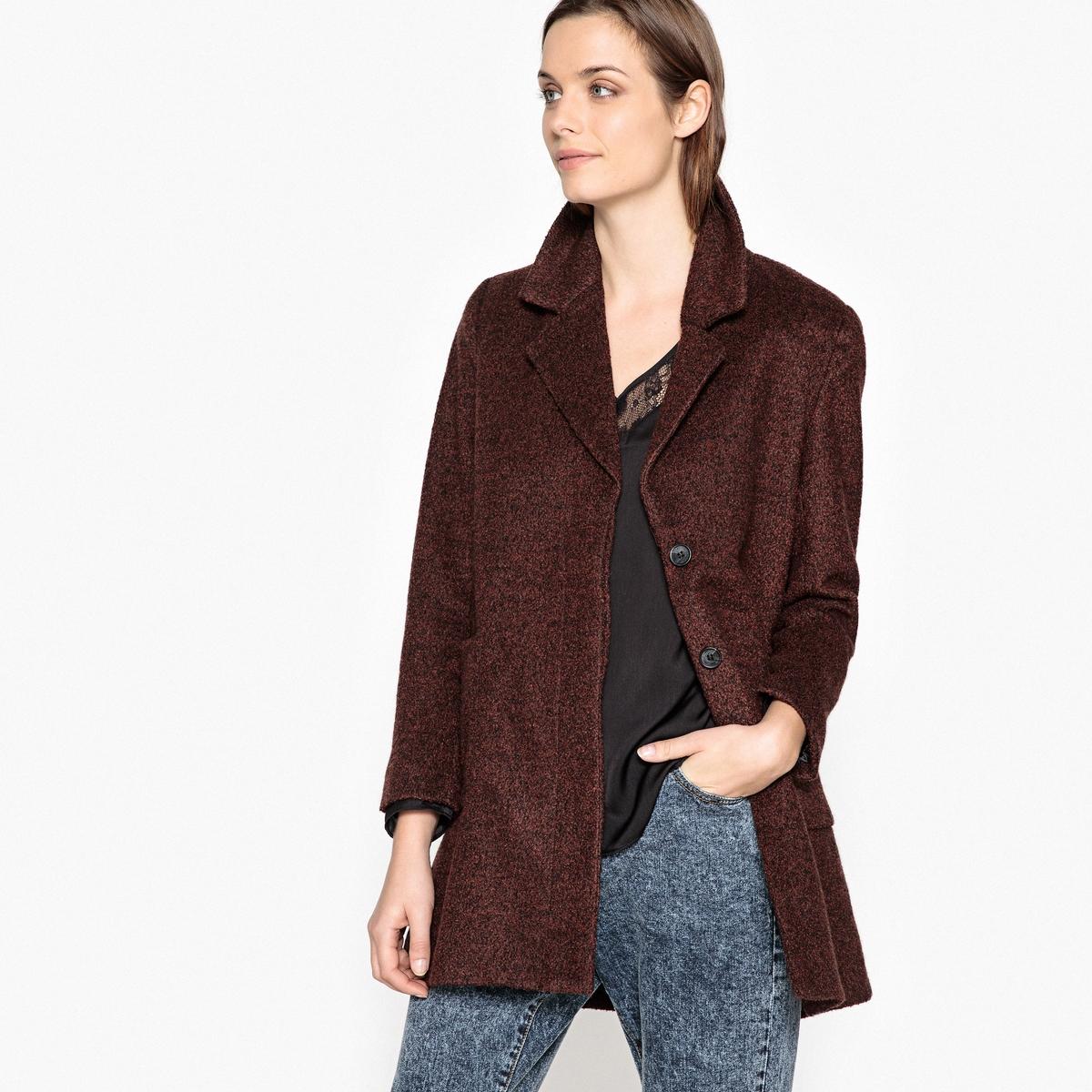 Пальто пальто драповое 30% шерсти