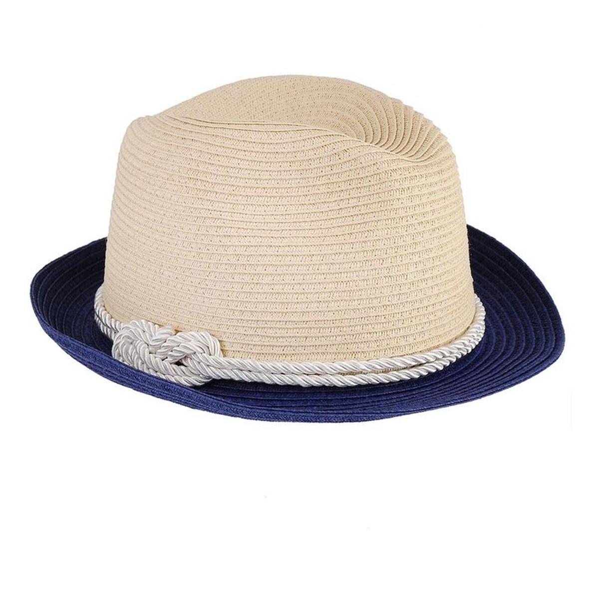 Chapeau trilby Encordé
