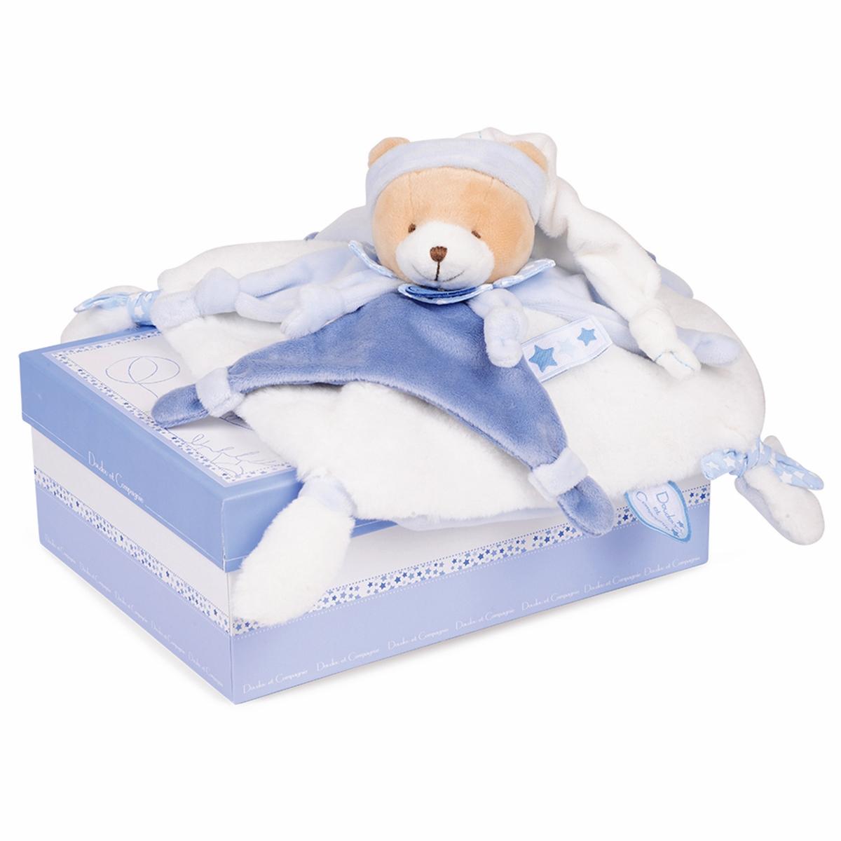 Petit Chou Teddy Bear Comfort Blanket