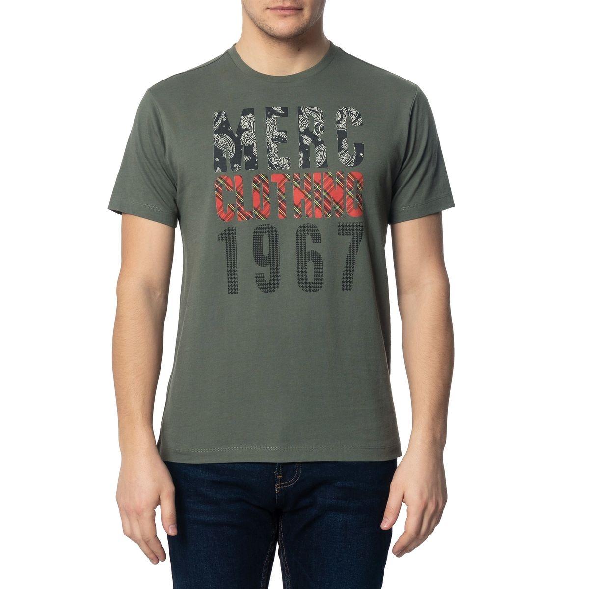 T-shirt imprimé 1967 MALCOLM