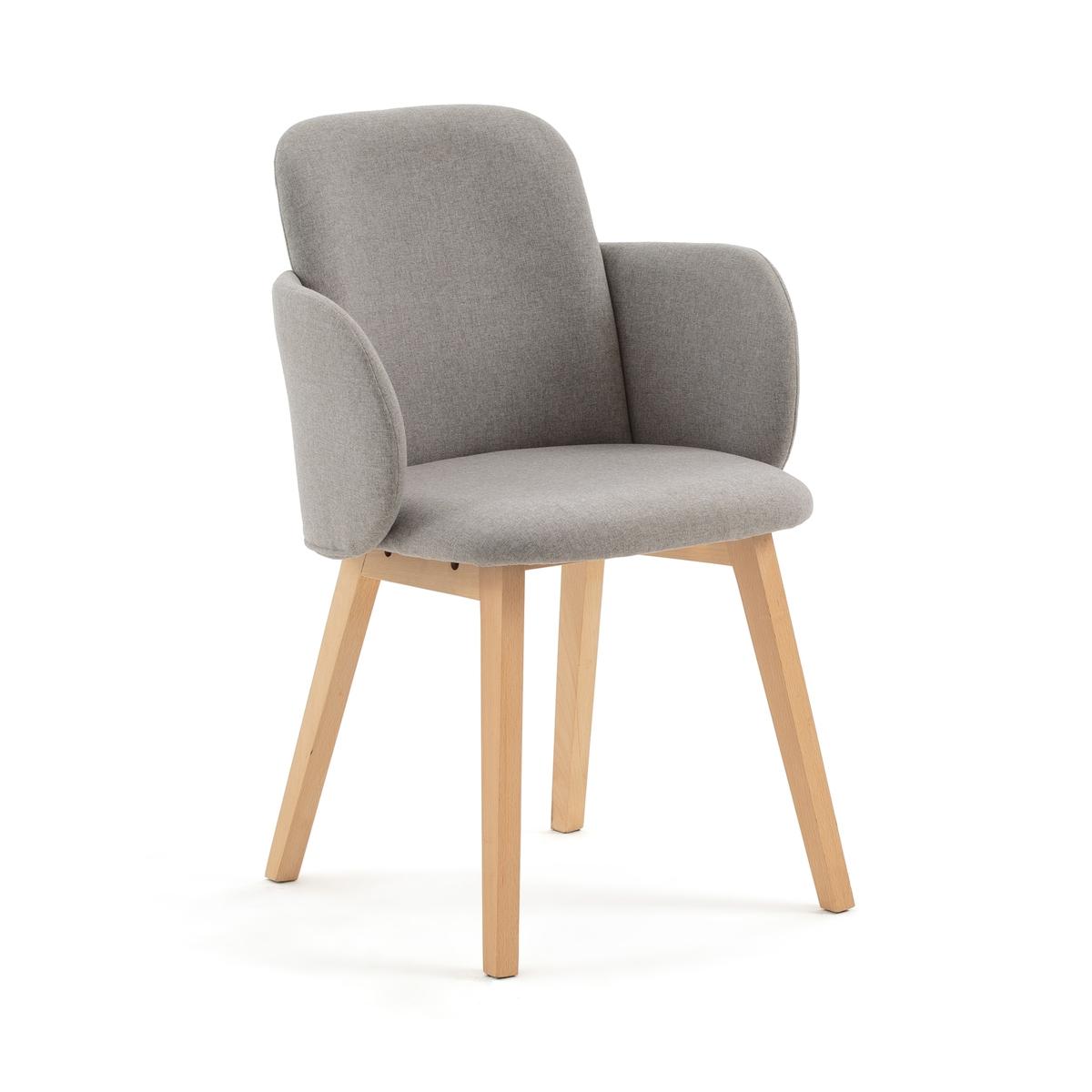 Кресло LaRedoute Для стола CARINA единый размер серый