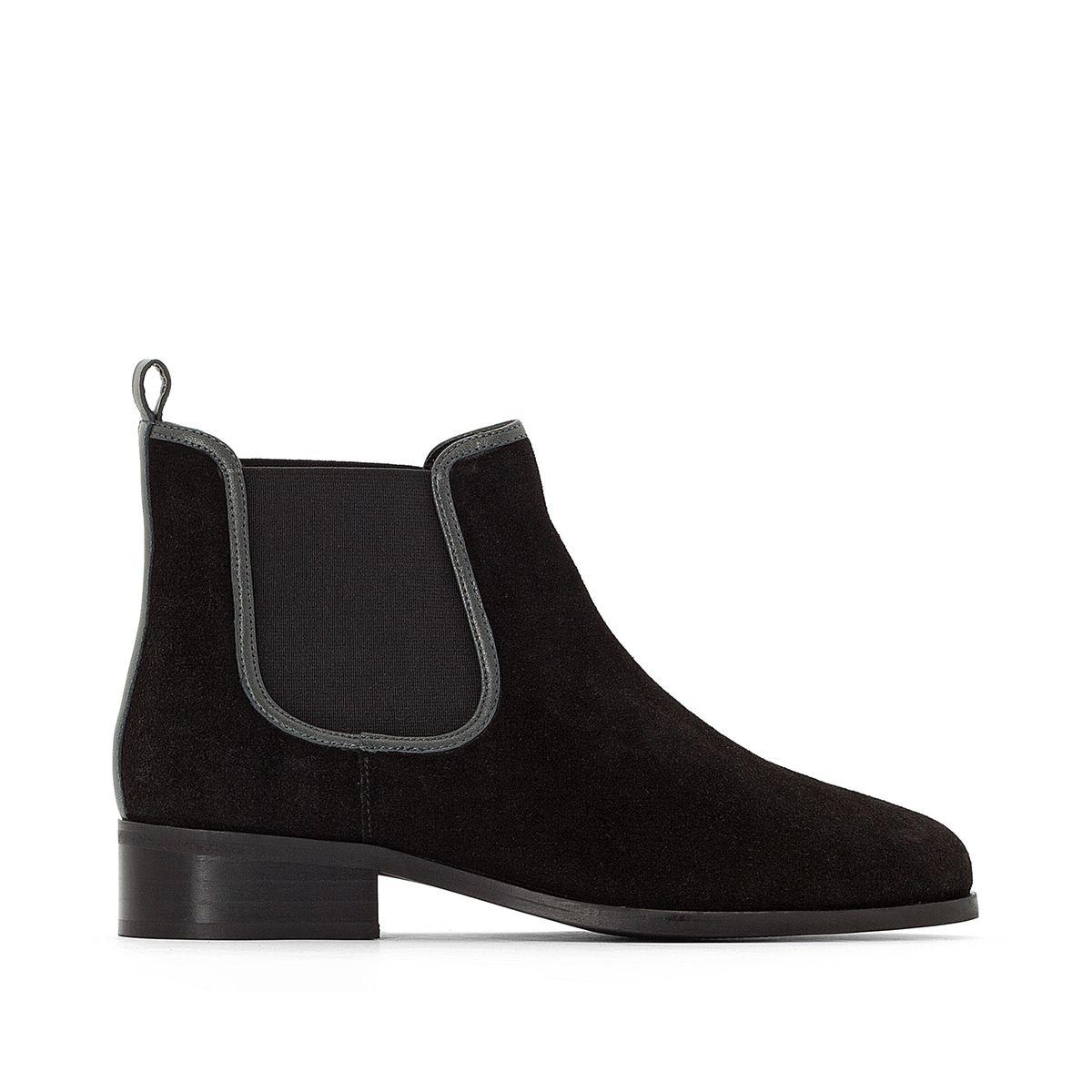 Boots talon moyen