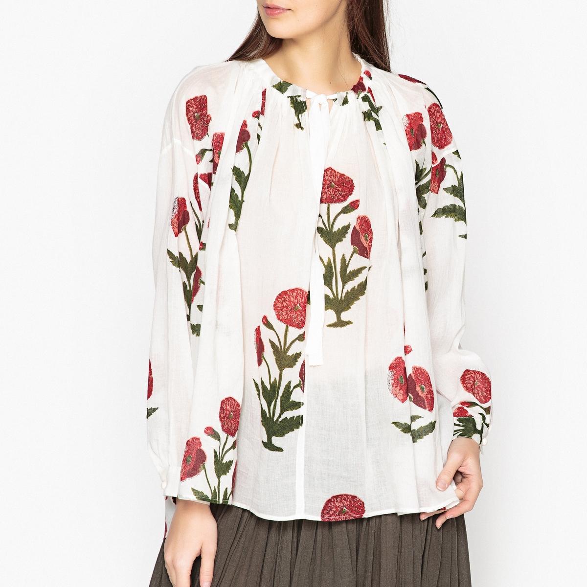 Блузка свободного кроя SOFIA от LAURENCE BRAS