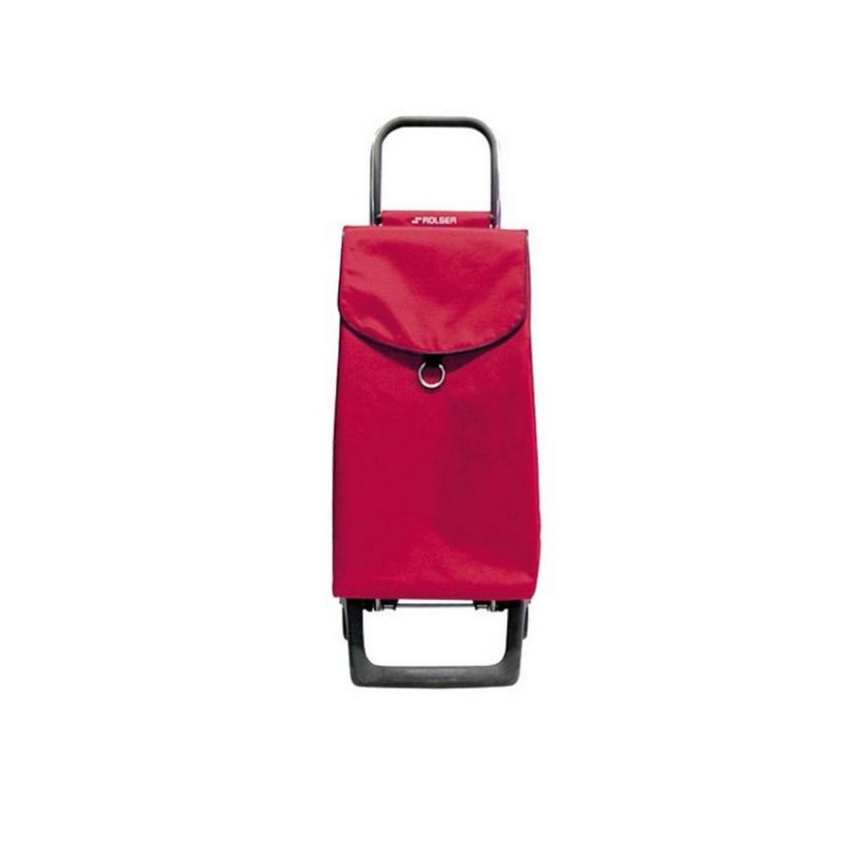 rolser - poussette de marché 2 roues 45l bordeaux - pep001bassi