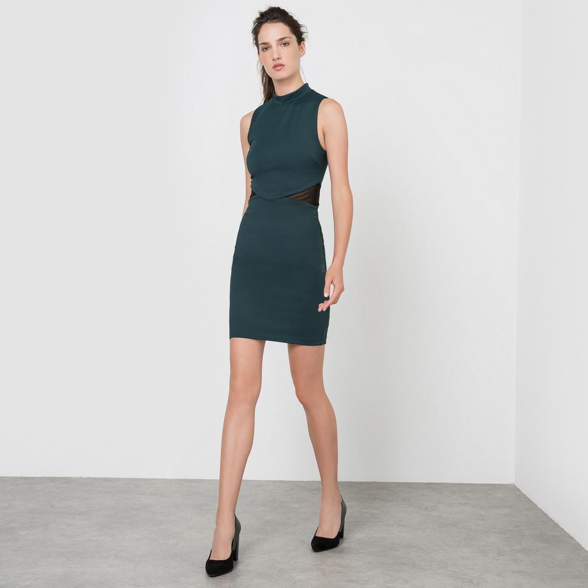 Платье облегающее без рукавов облегающее платье sexy drive