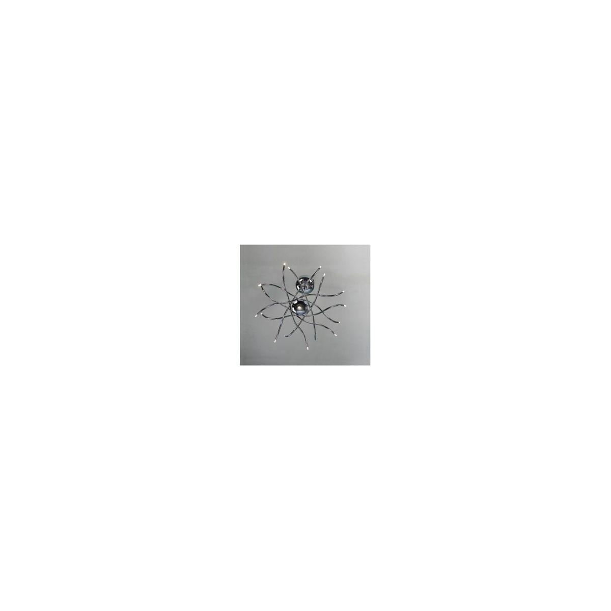 Lustre ajustable Chrome Aire 16L Mantra