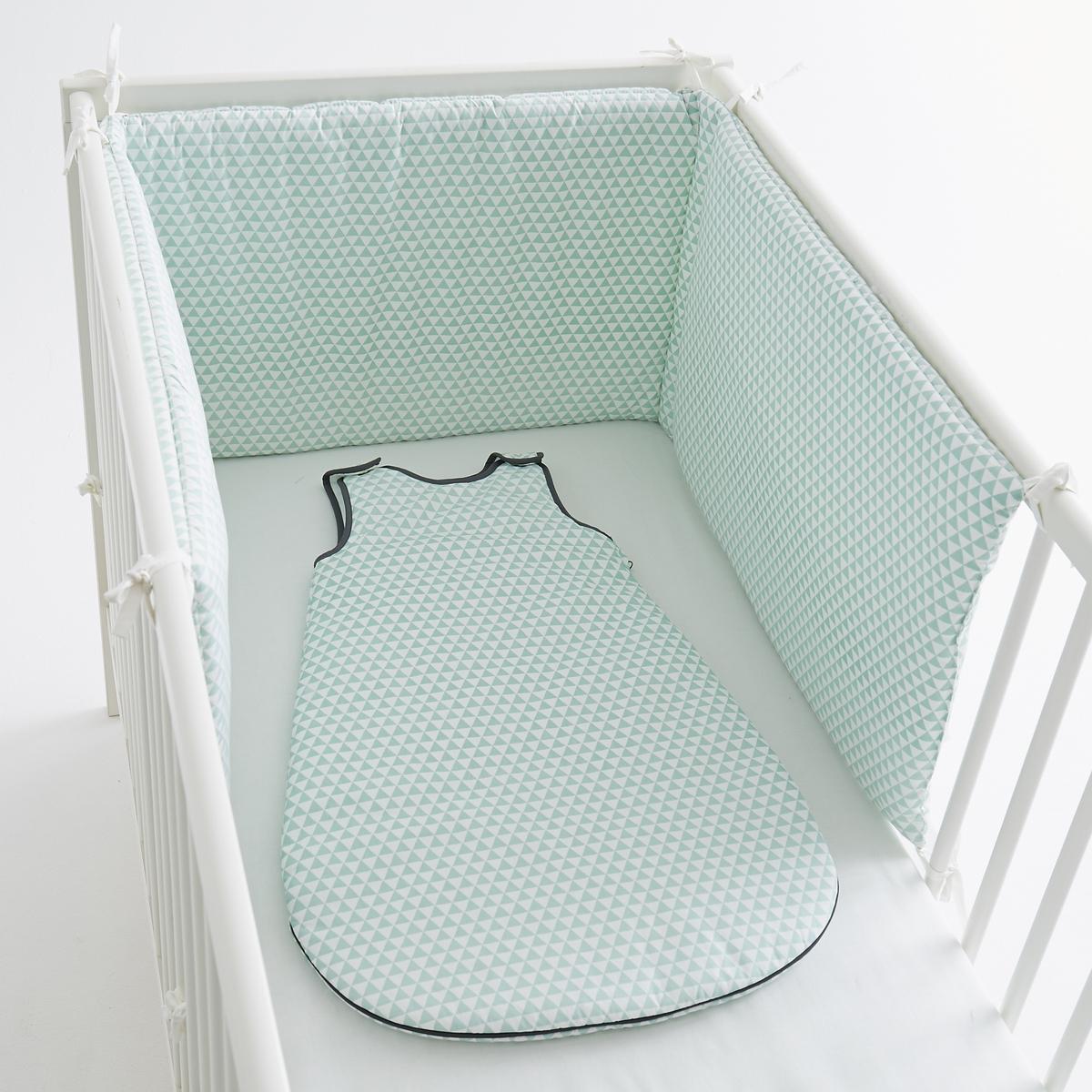 Бортики защитные для кроватки от La Redoute