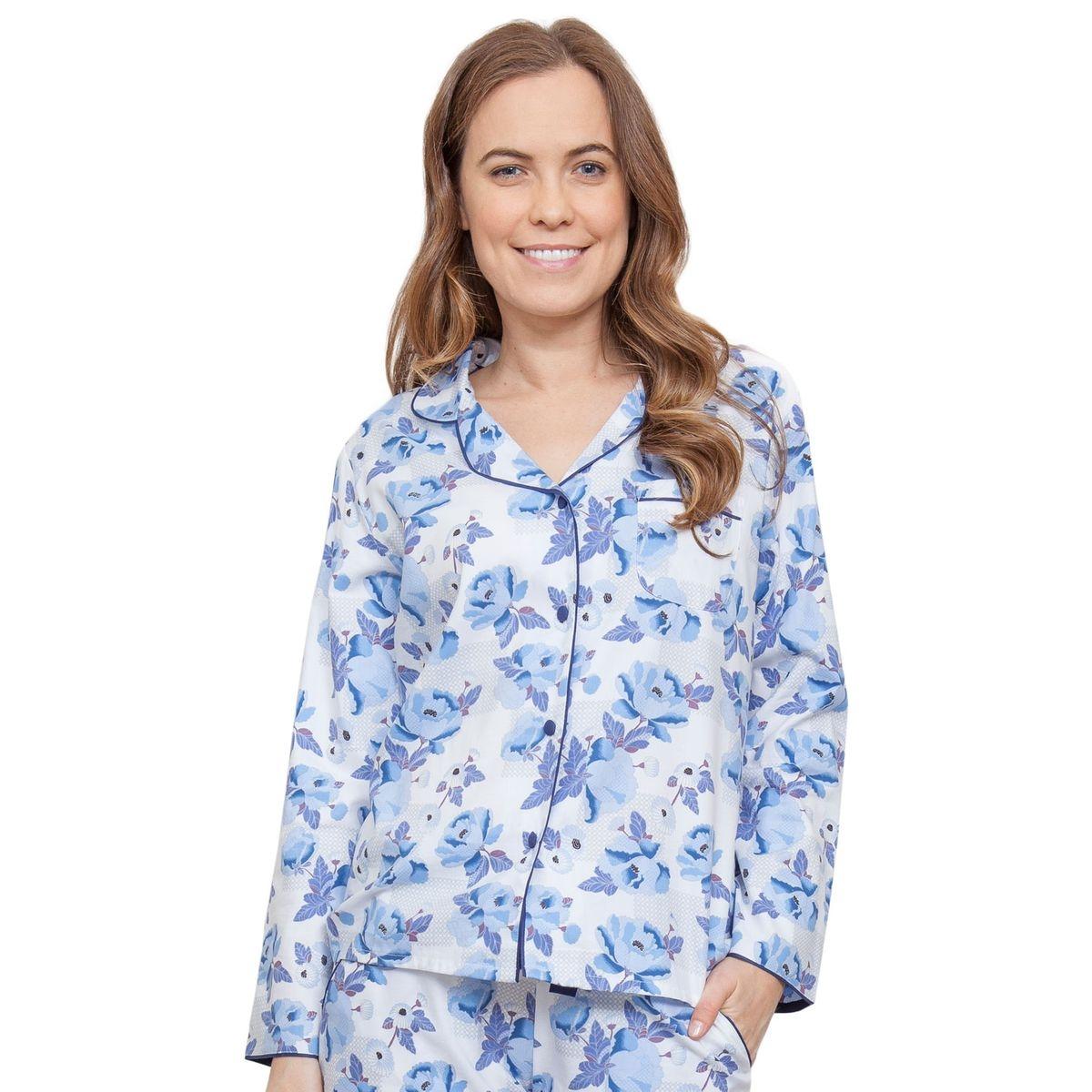 Haut de Pyjama Floral OPHELIA