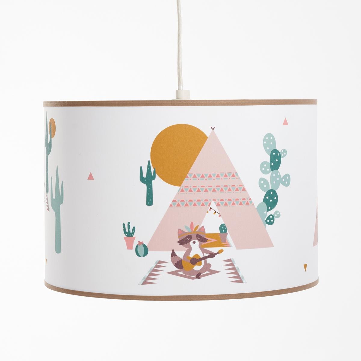 Светильник-абажур La Redoute LOUB единый размер разноцветный абажур la redoute с зигзагообразным узором wombat диаметр 35 см бежевый