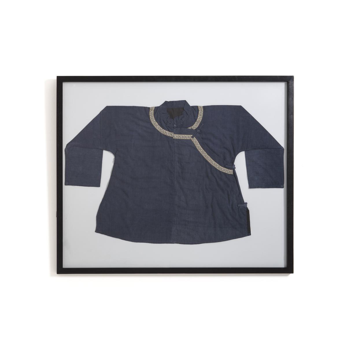 Украшение La Redoute Настенное Atsumi единый размер синий
