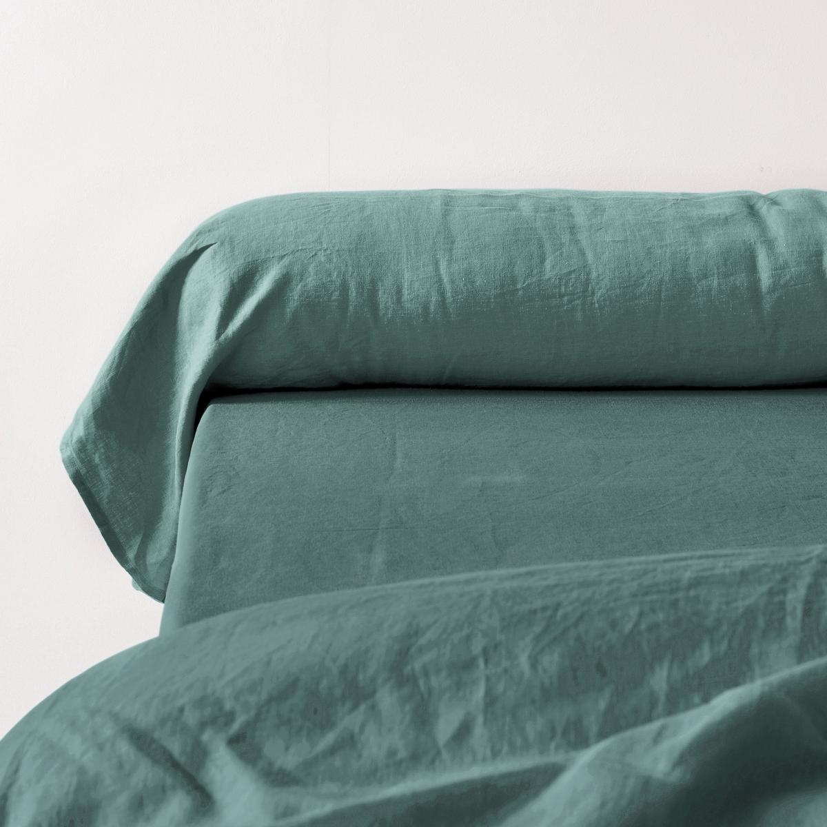 Наволочки однотонные из 100% осветленного льнаКвадратная и прямоугольная наволочки (плоский волан 2 см) и наволочка на подушку-валик. Качество BEST, из 100% осветленного льна с жатым эффектом. Какое удовольствие спать на постельном белье из натурального льна ! Идеально подходит для холодной зимы !Квадратная и прямоугольная наволочки (плоский волан 2 см) и наволочка на подушку-валик. Качество BEST, из 100% осветленного льна с жатым эффектом . Какое удовольствие спать на постельном белье из натурального льна ! Идеально подходит для холодной зимы !Яркая палитра цветов позволяет создавать комплекты по Вашему вкусу. Ткань не перестанет радовать Вас своим внешним видом после нескольких стирок ! Отлично сочетается с цветочным рисунком.- Стирка при 60°С.   Производство осуществляется с учетом стандартов по защите окружающей среды и здоровья человека, что подтверждено сертификатом Oeko-tex®.Соотношения размеров наволочки и чехла на подушку-валик   :50 x 70 см : прямоугольная наволочка63 x 63 см : квадратная наволочка85 x 185   : наволочка на подушку-валикВся коллекция постельного белья BEST LIN LAV? на нашем сайте<br><br>Цвет: светло-синий,синий морской,терракота,фиолетовый<br>Размер: 50 x 70  см.85 x 185 см.50 x 70  см