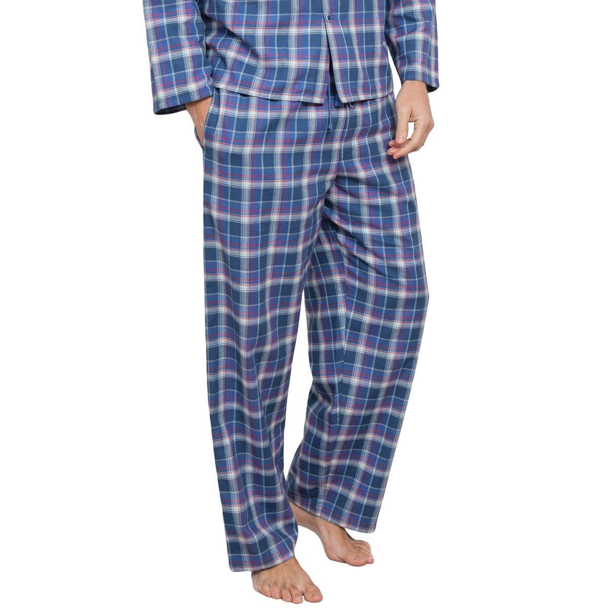 Bas de Pyjama à Carreaux FINN