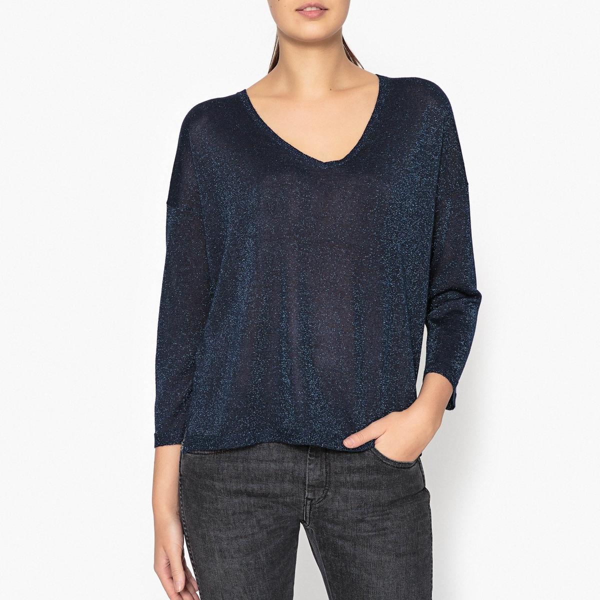 Пуловер с V-образным вырезом ALAIS