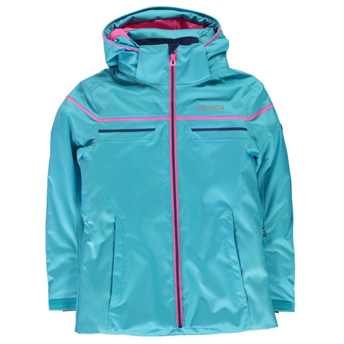 Ski veste blouson à capuche