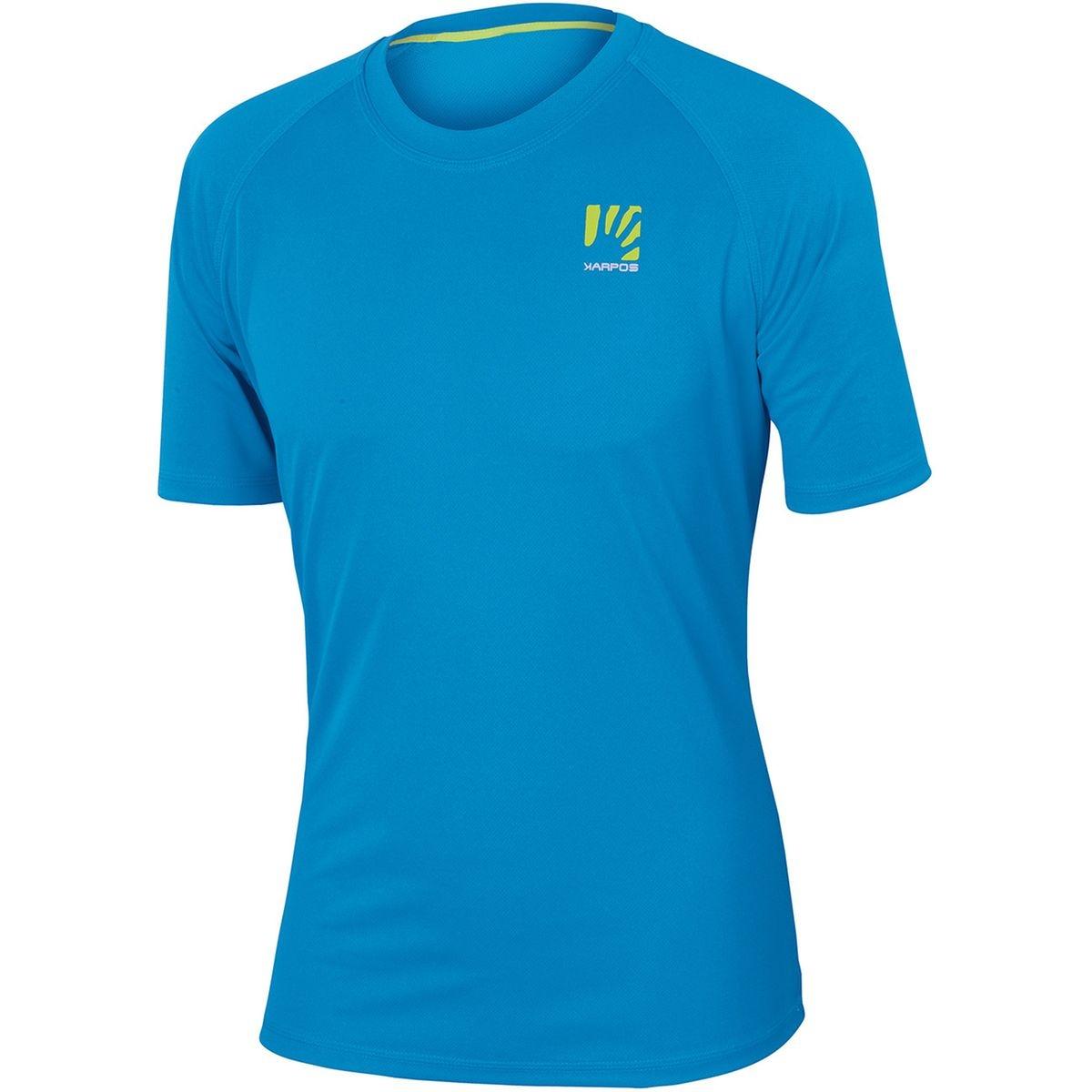 Hill Evo - T-shirt manches courtes Homme - bleu