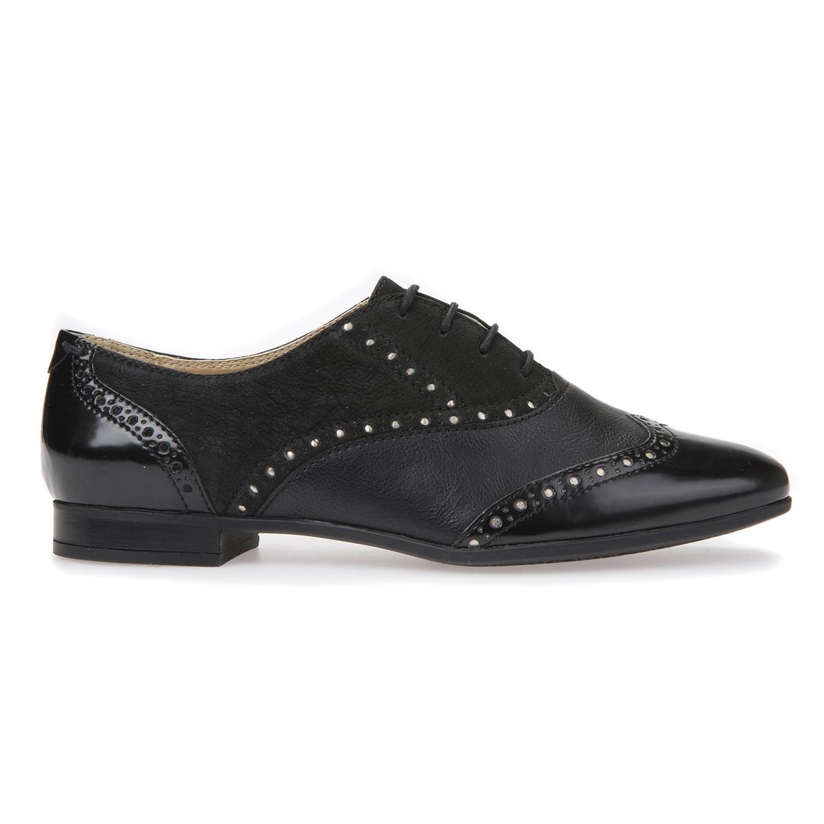 Ботинки-дерби из кожи D MARLYNA C ботинки дерби d janalee a
