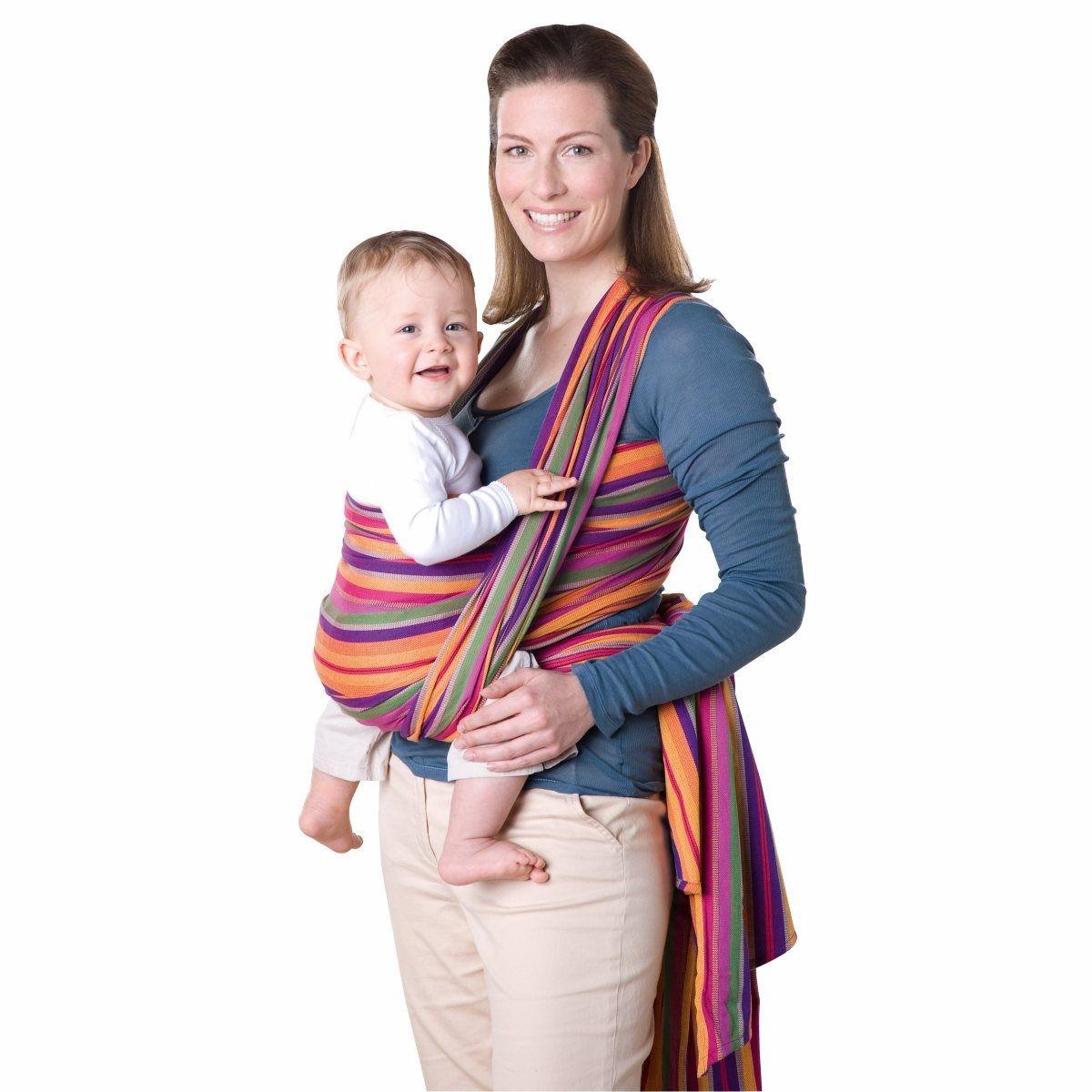 Echarpe de portage Carry sling LOLLIPOP 5.10M