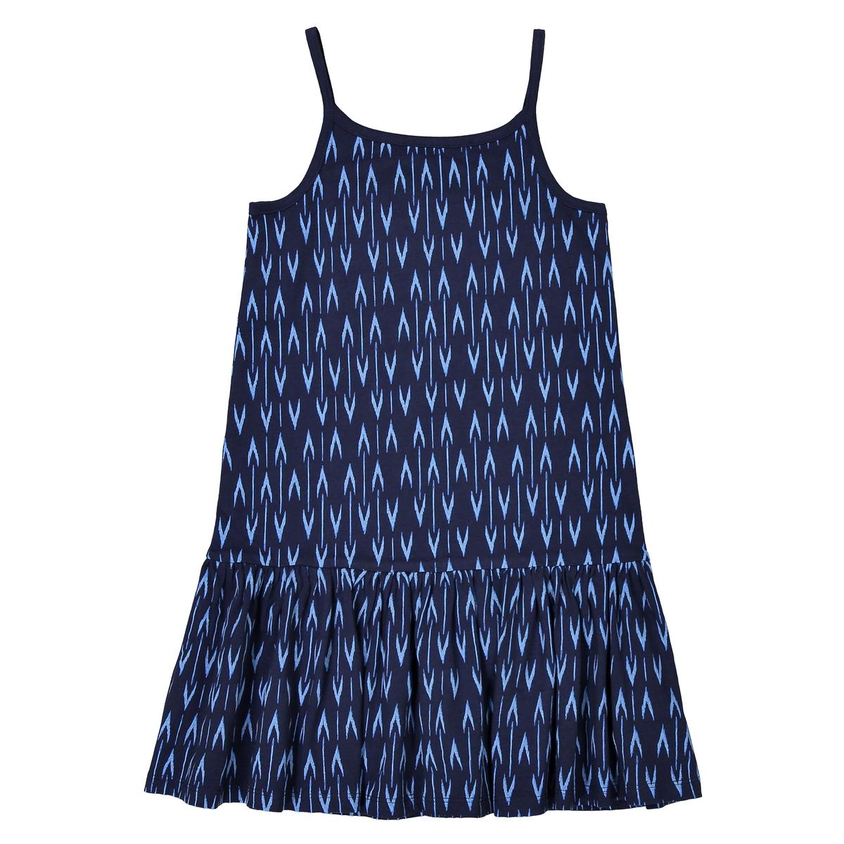 Платье с принтом ikat 3-12 лет