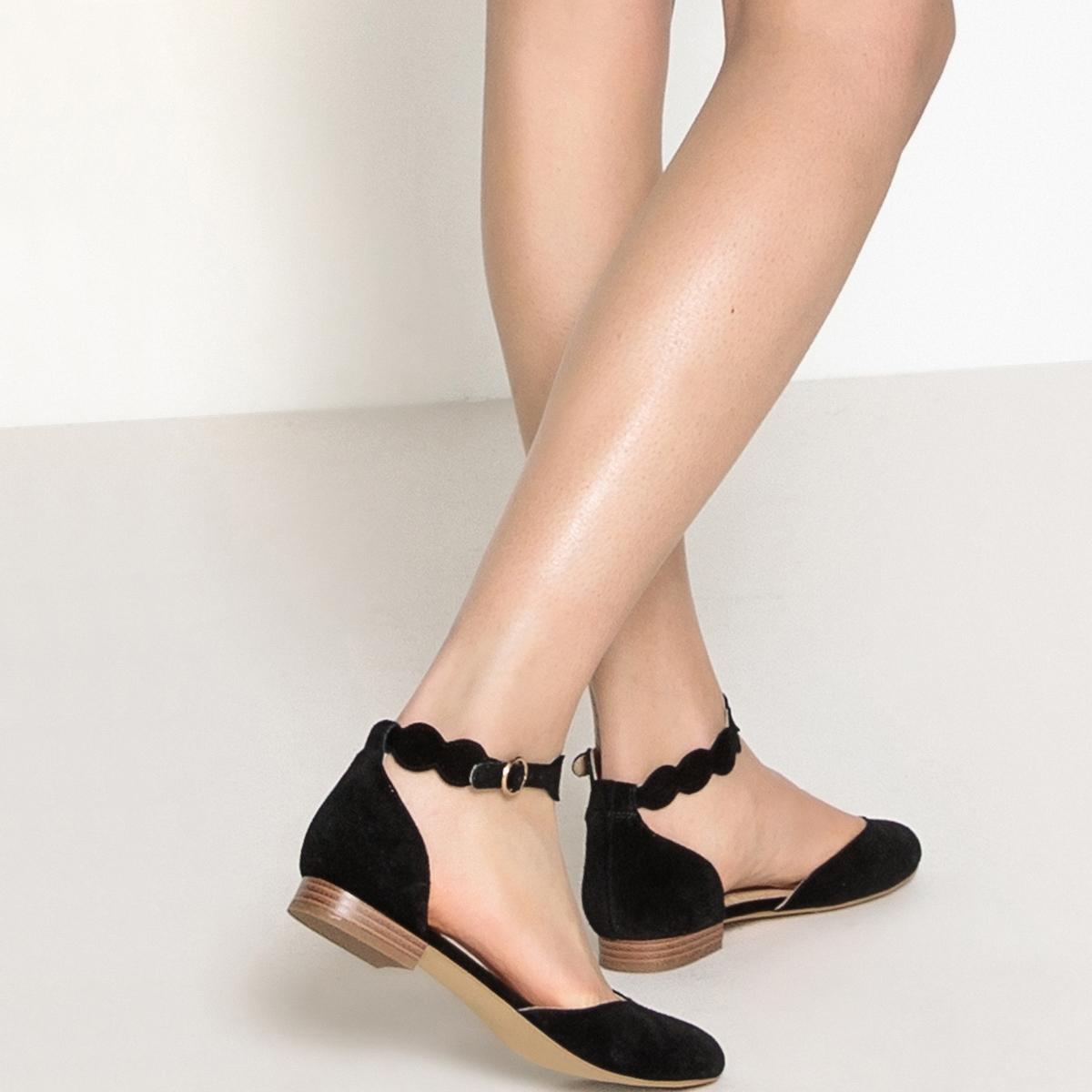 Ballerine cinturino alla caviglia
