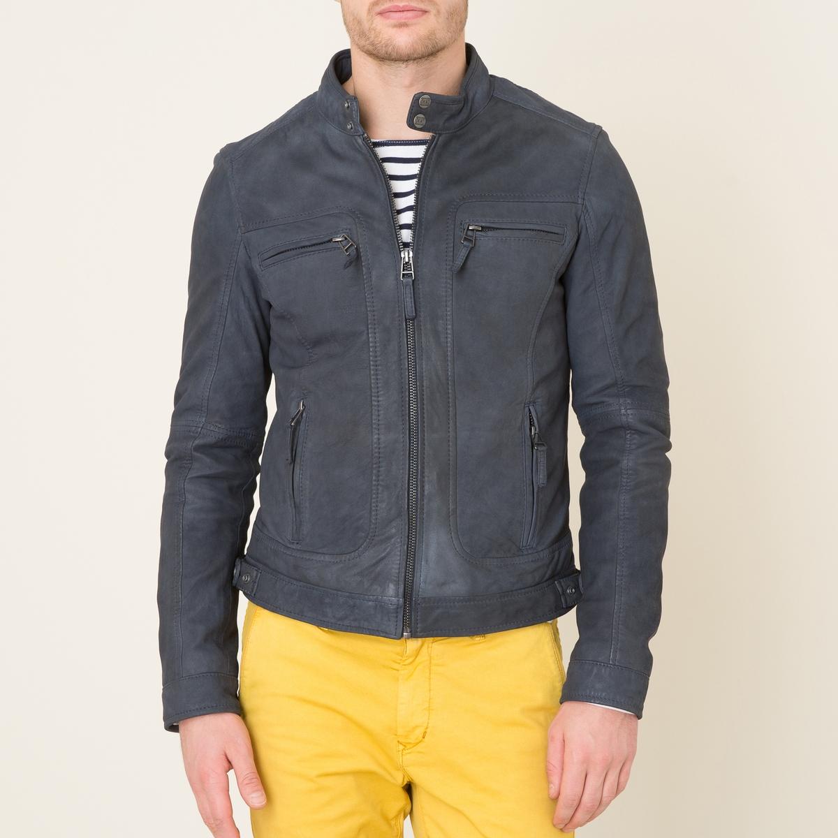 купить Куртка из нубука дешево