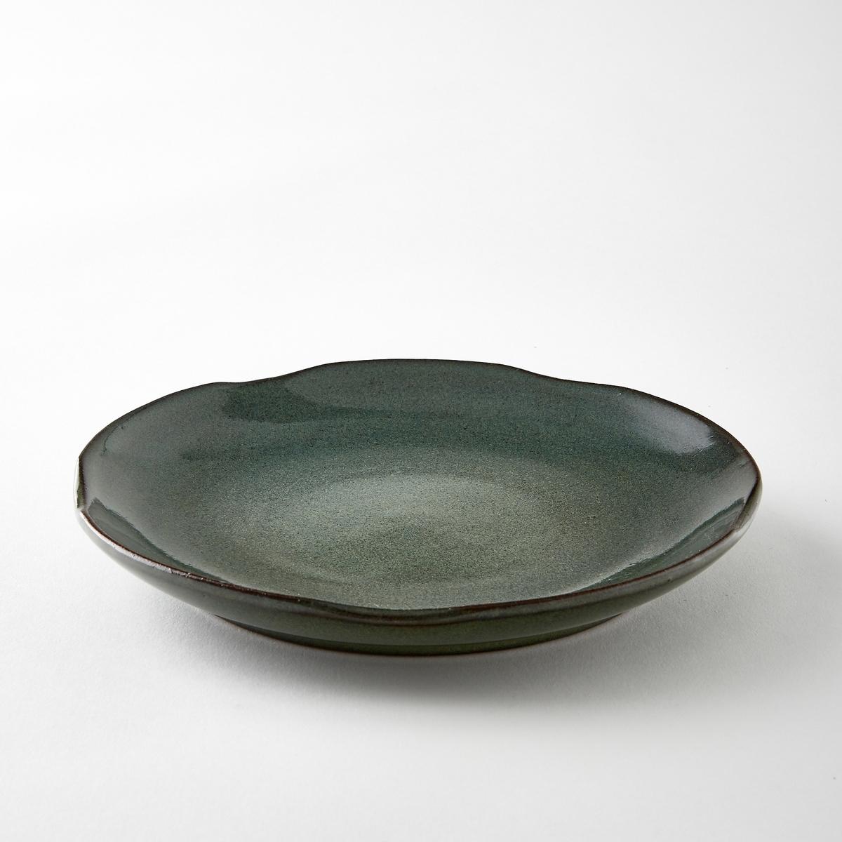 Тарелка десертная из керамики, диаметр 22 см, Aqua от Serax 1600 714 тарелка десертная волшебство d 22 см