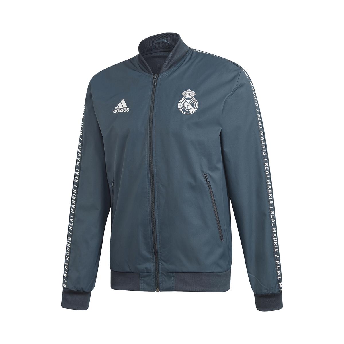 Sudadera con cremallera Real Madrid