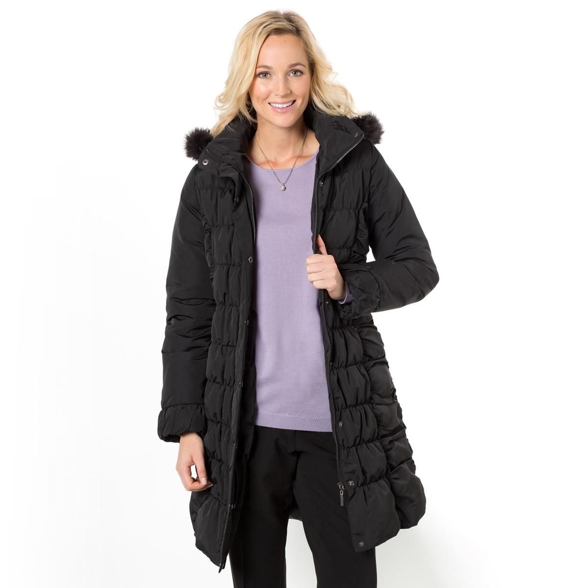 Куртка стеганая, обработка Teflon от La Redoute