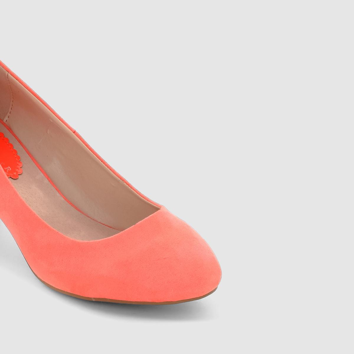 Балетки флуоресцентныеМы советуем выбирать обувь на размер больше, чем ваш обычный размер.<br><br>Цвет: ярко-коралловый<br>Размер: 37.40
