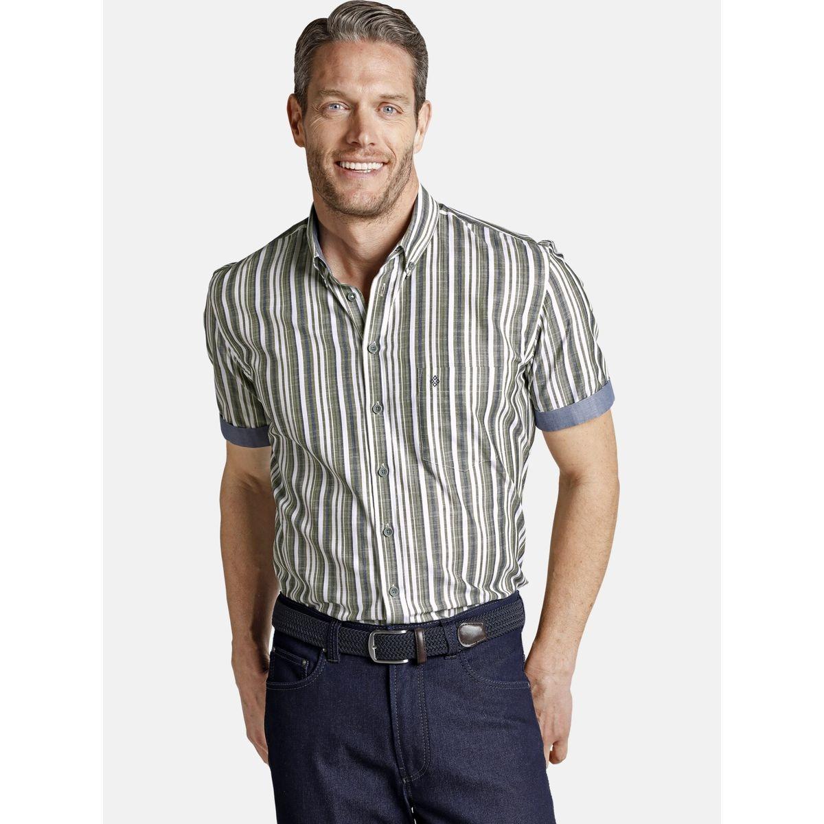 Chemise à manches courtes OWAIN