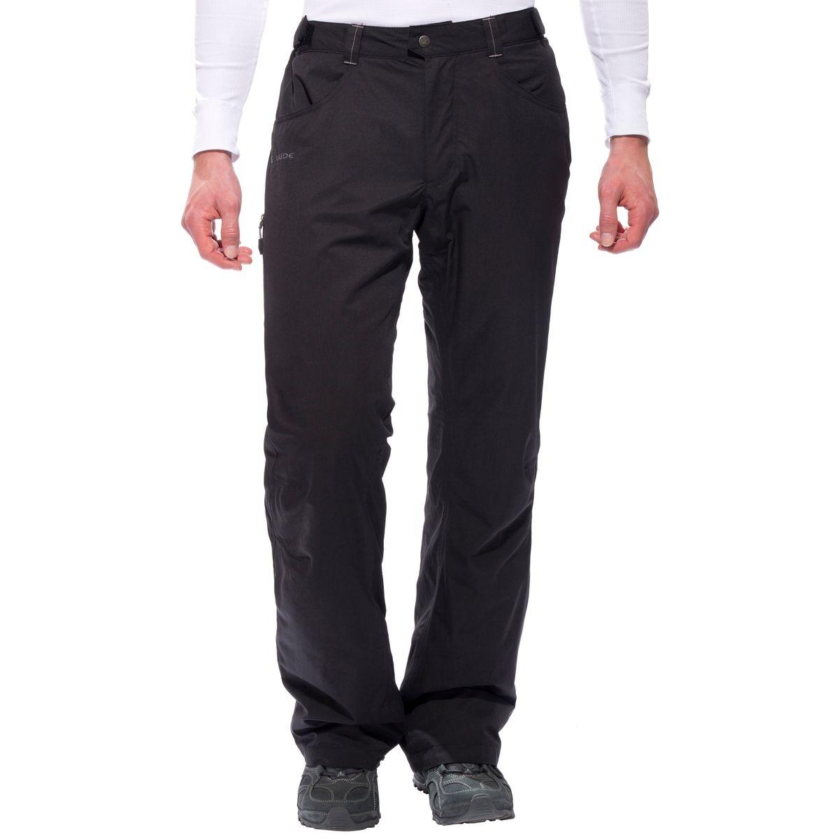 Craigel - Pantalon de pluie Homme - Padded noir