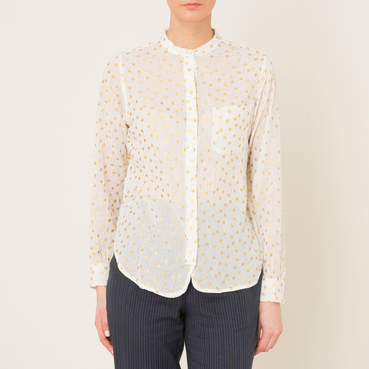 Рубашка CLARISSE TC03 DOTS leon