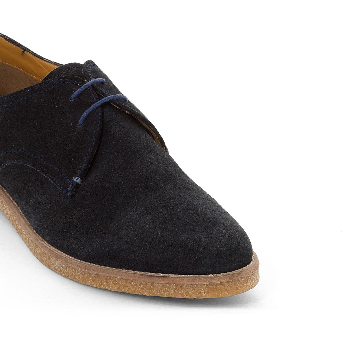 Ботинки-дерби кожаные Whitlock ботинки дерби кожаные