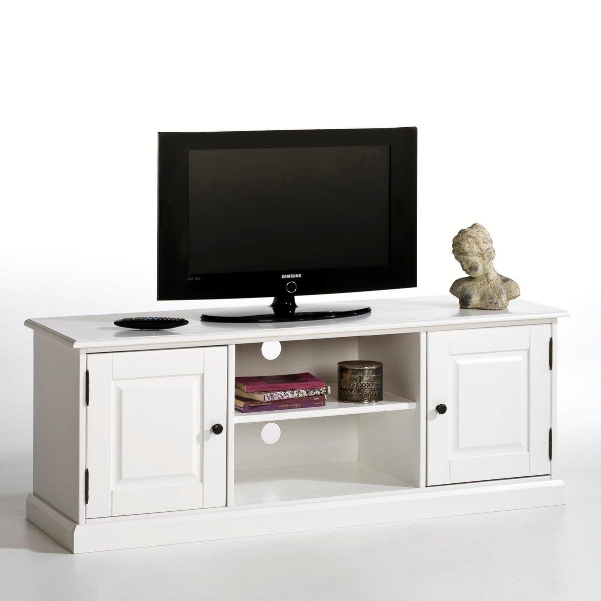 Этажерка для телевизора из массива сосны Authentic Style
