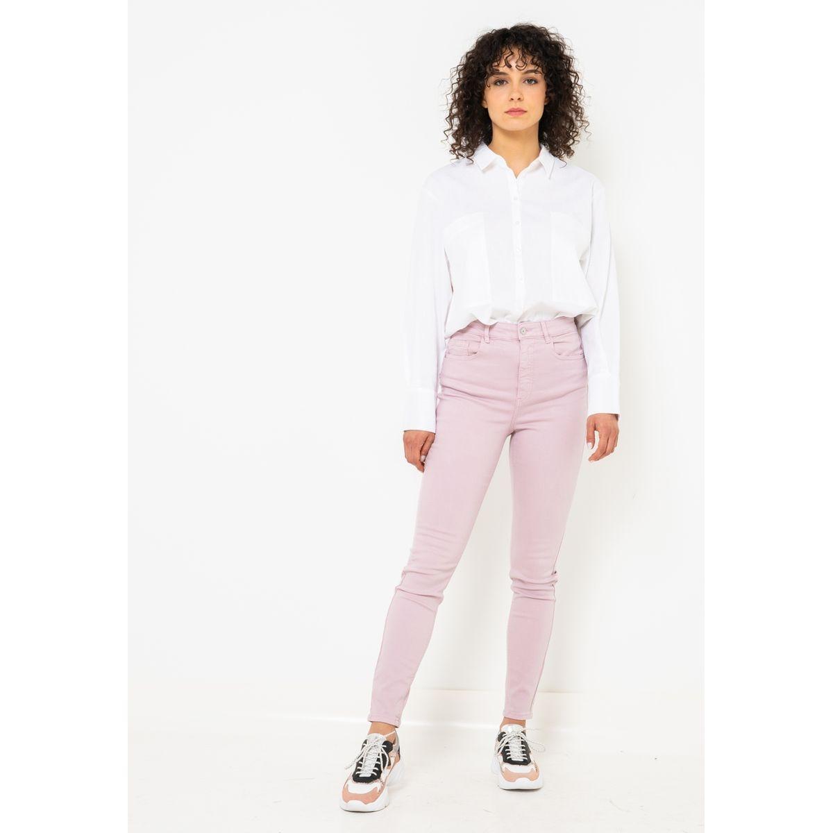 Pantalon skinny  waterless process