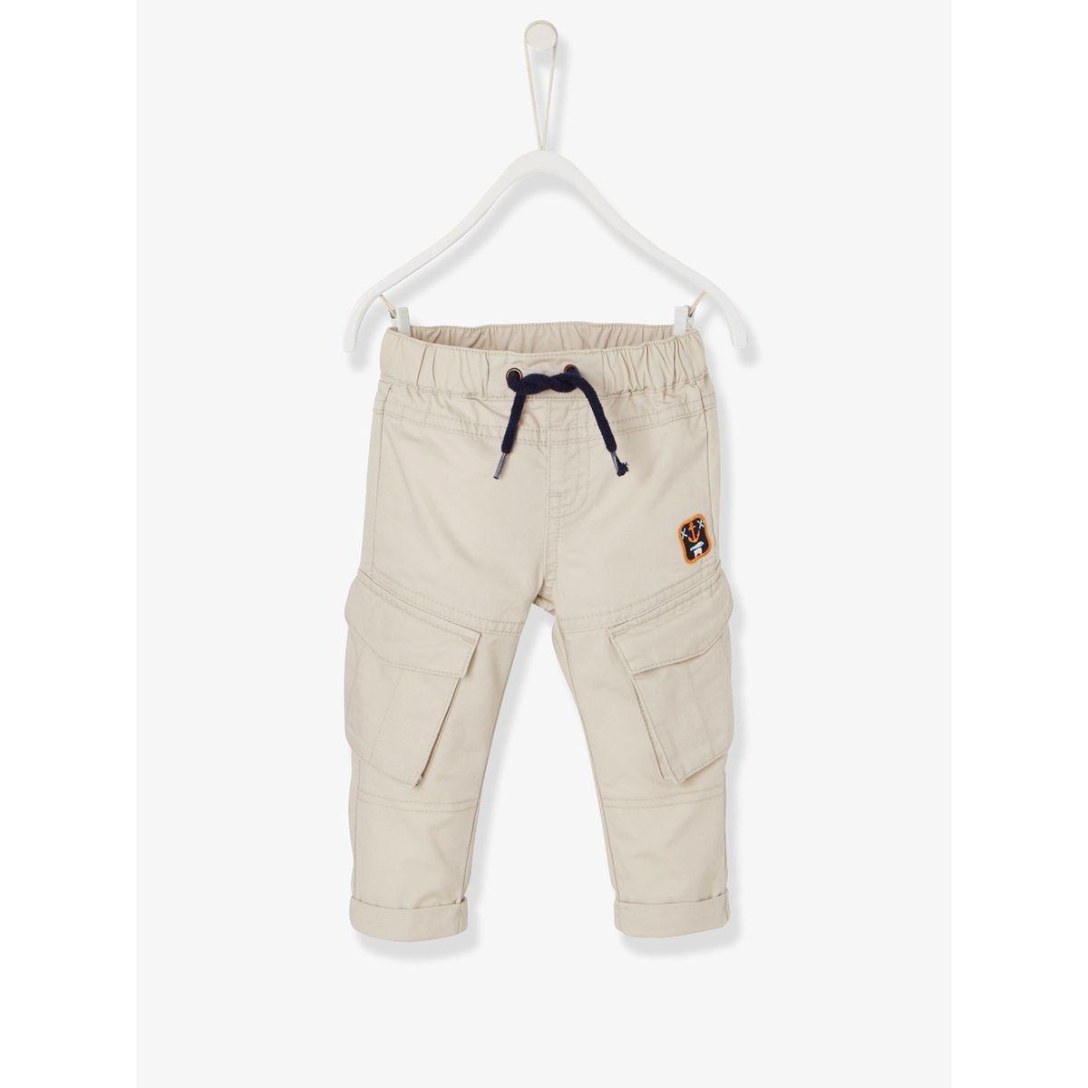 Pantalon baggy bébé garçon