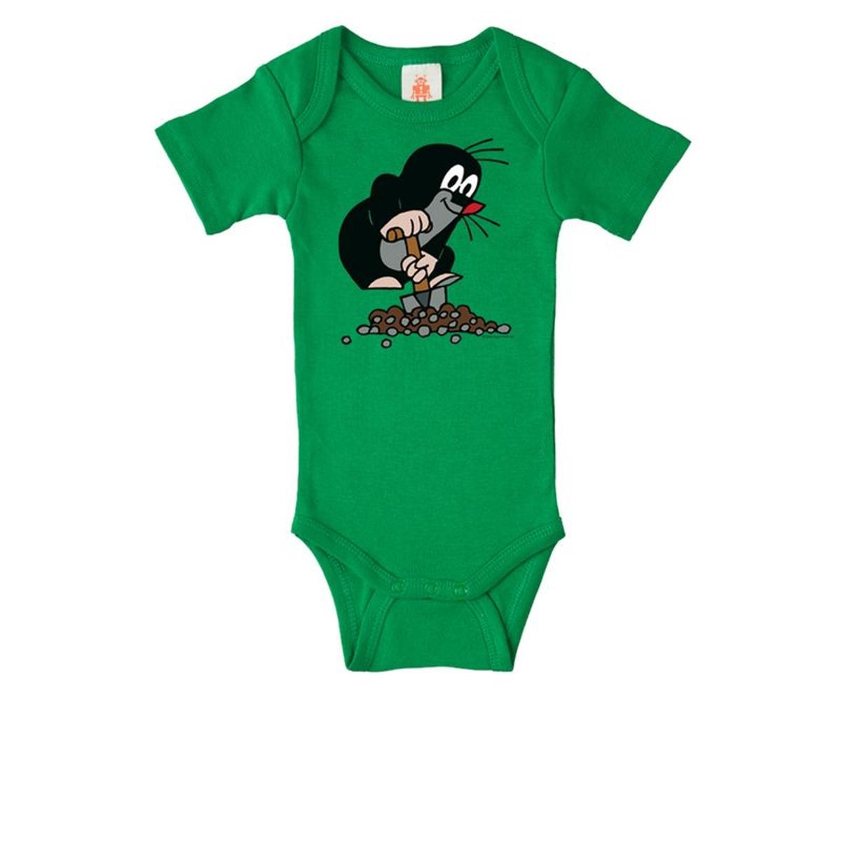 Body bébé Taupek -  vert