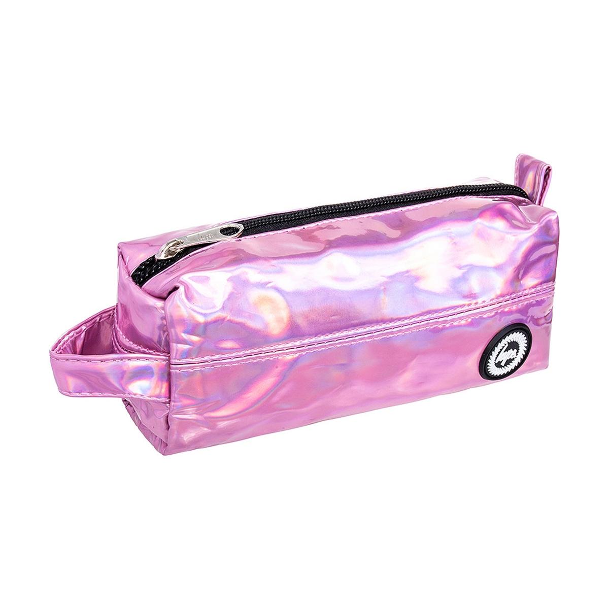 Пенал школьный HOLOGRAPHIC PENCIL CASE пенал school pencil case multi cute pencil case
