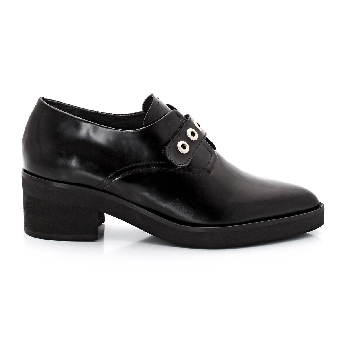 Ботинки-дерби из кожи DARNELL от La Redoute