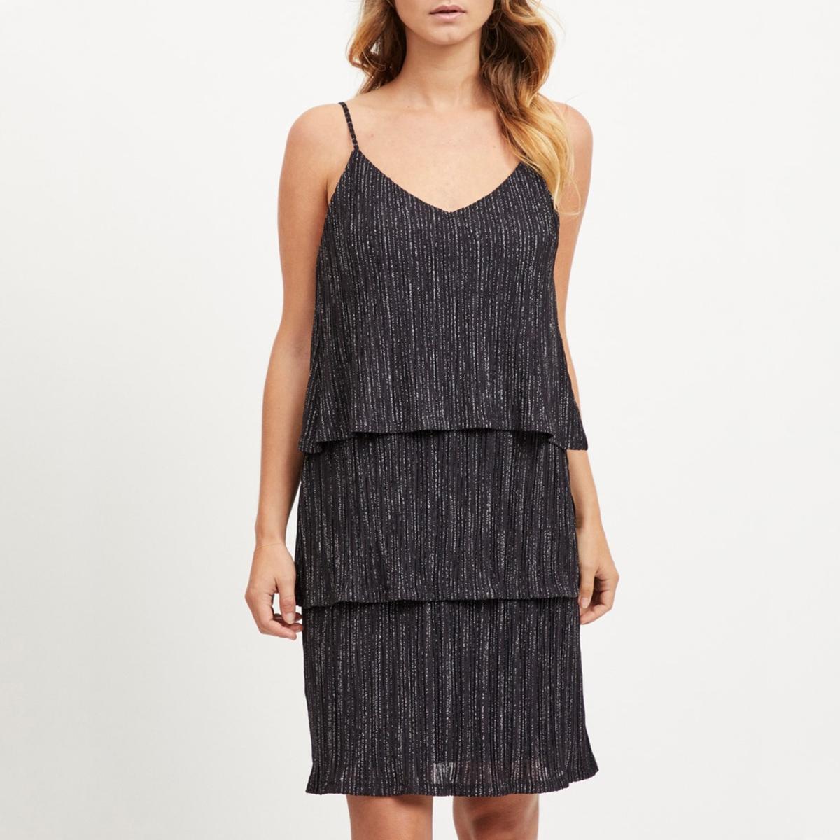 Коктейльное платье VILA 15520175 от LaRedoute