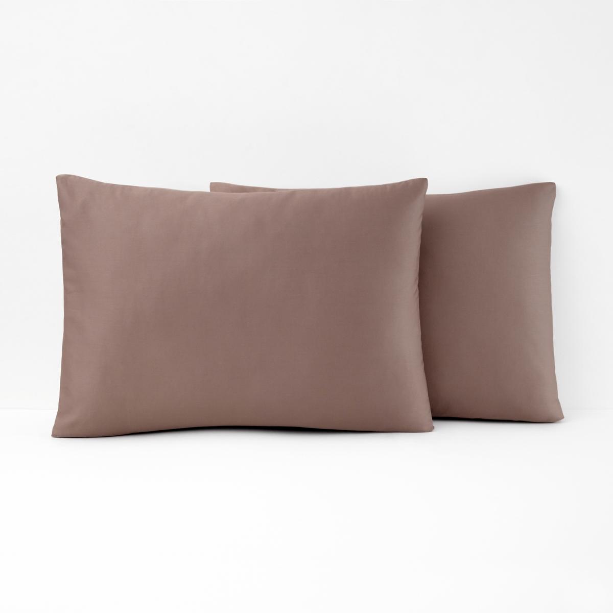 Fronha de almofada em cetim de algodão