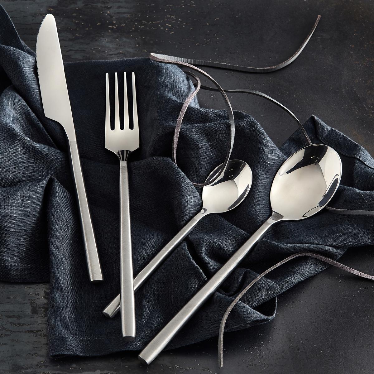 Комплект из 4 ножей из нержавеющей стали Concetti4 ножа Concetti. Из нержавеющей стали, ручка с матовой отделкой. Толщина 3,5 мм. Можно мыть в посудомоечной машине.<br><br>Цвет: стальной