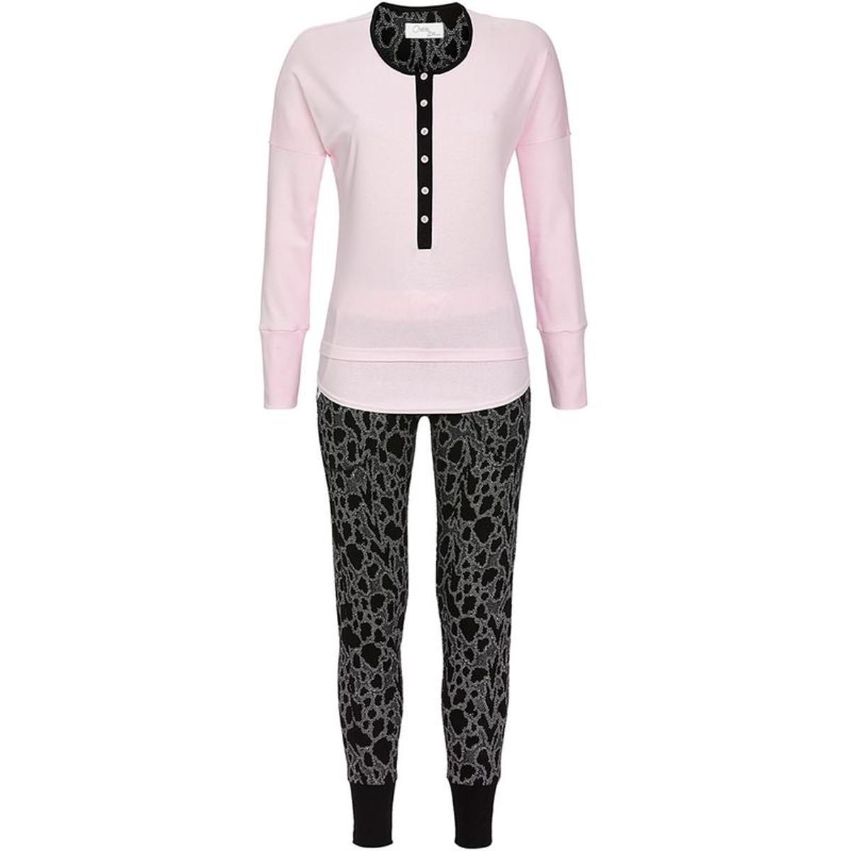 Pyjama manches longues Ringella CHERIE LINE sweet orchid M