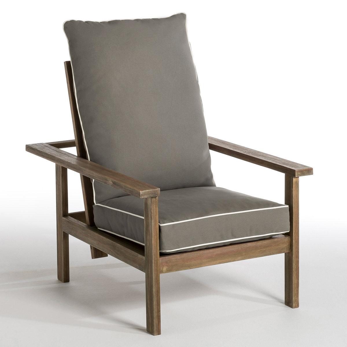 Подушки для кресла  MeltemНабор подушек : подушка для сидения + подушки под спину , подходящие для кресла Meltem.Характеристики : - Непревзойденный комфорт.- Натуральный хлопок. Окантовка цвета экрю.- Набивка  100 % полиэстера, полиуретановая пена.- Чехлы подушек съемные.Размеры :- Подушка под спину : Д.55 x ширина. 74 x высота.15 см .- Подушка для сиденья : Д.54 x Шир. 55,5 x Выс.10 см.<br><br>Цвет: светло-серый/экрю