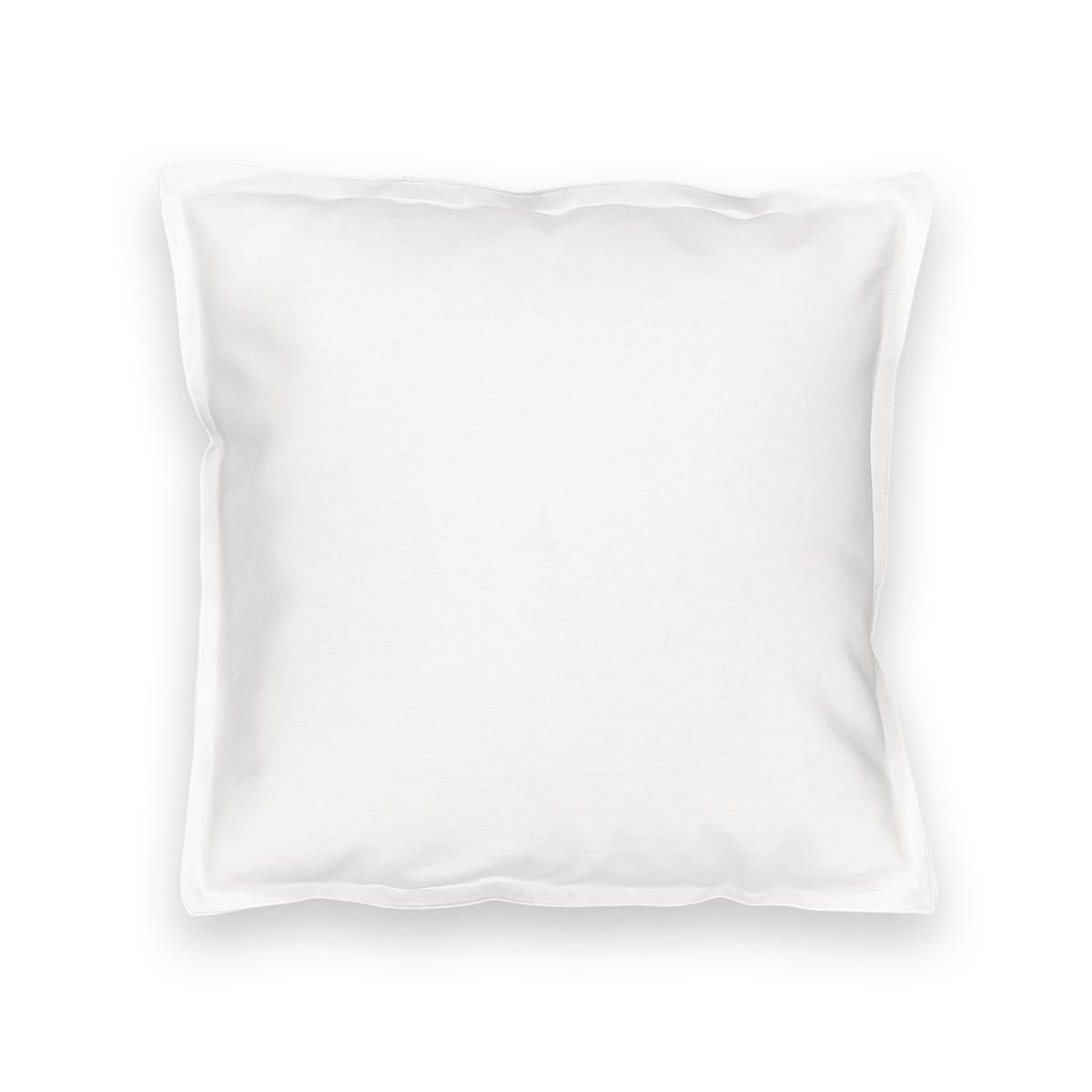Чехол на подушку из льна/хлопка TA?MAИскрящаяся красота смеси натуральных льна и хлопка. Чехол на подушку из смеси тканей Ta?ma - прекрасный аксессуар, чтобы подчеркнуть роскошь вашего интерьера . Характеристики чехла на подушку из льна и хлопка Ta?ma :- Высокое качество уровня Qualit? BEST.- 55% льна, 45% хлопка - Застежка на невидимую молнию  - Отличная стойкость цвета . Размеры чехла на подушку Ta?ma:50 x 50 см60 x 40 см Найдите на сайте laredoute .ru le подушку TERRA Знак Oeko-Tex® гарантирует, что товары прошли проверку и были изготовлены без применения вредных для здоровья человека веществ.<br><br>Цвет: белый,розовое дерево,светло-серо-коричневый,светло-серый,серо-бежевый,серо-синий,сливовый,темно-серый