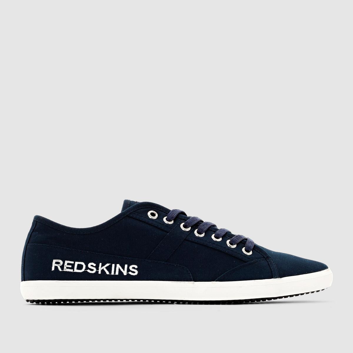 Кеды низкие Redskins ZIVECПредставитель модных тенденций и мастер в искусстве сочетания традиций и креативности, Redskins предлагает нам городские кеды с броской надписью бренда !<br><br>Цвет: серый,синий морской,черный<br>Размер: 44.45