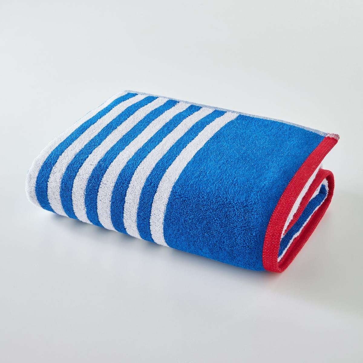 Полотенце в полоску 500 г/м²