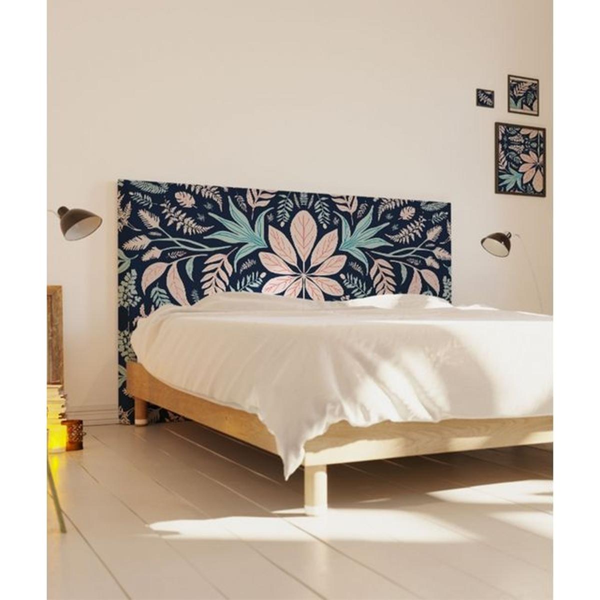 Tête de lit avec housse - Kaléidoscope - Made in France